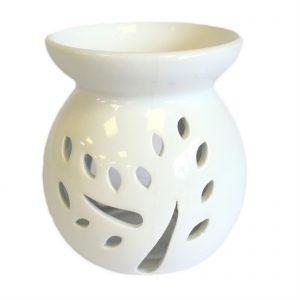 classic white oil burner
