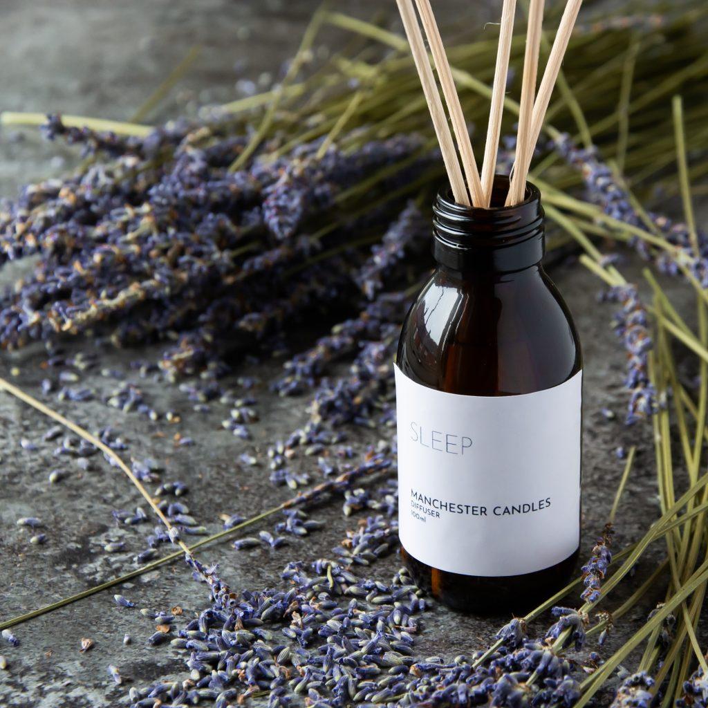 Lavender Reed Diffuser - Sleep
