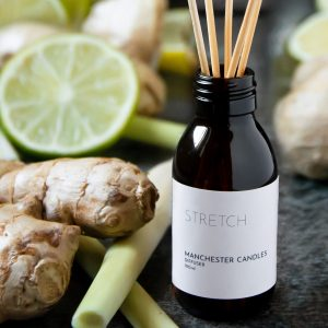 lemongrass and ginger fragrance