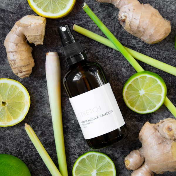 lemongrass and ginger room spray