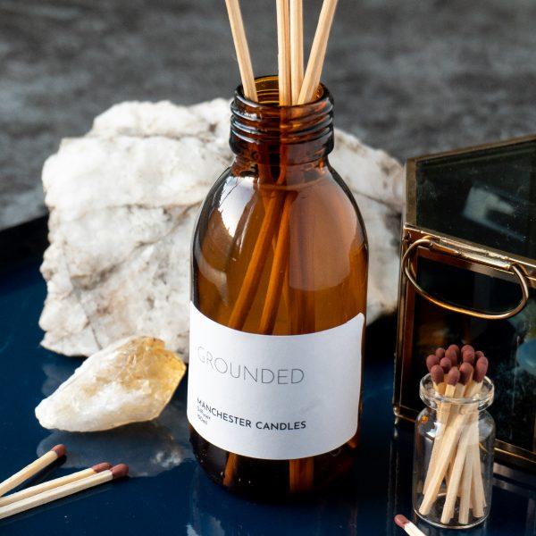 frankincense & myrrh reed diffuser