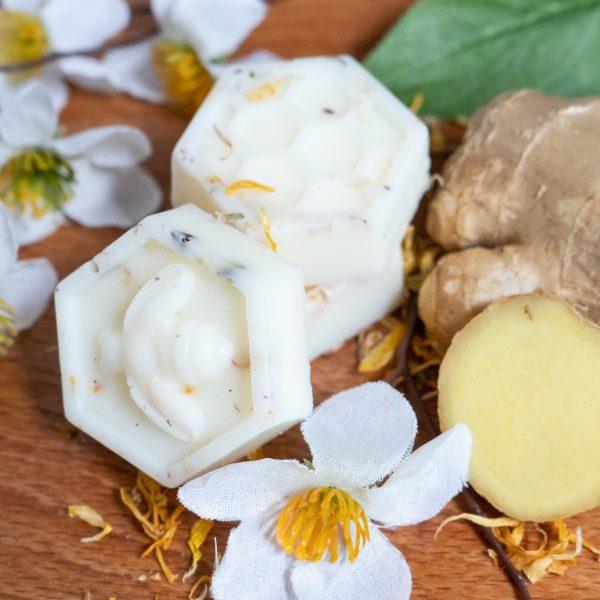 neroli & ginger wax melts