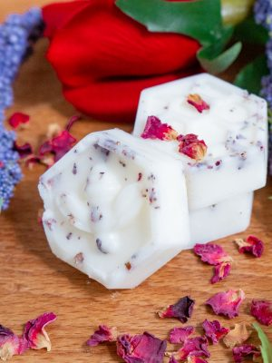 rose patchouli wax melts