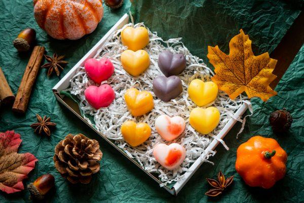 autumn wax melts