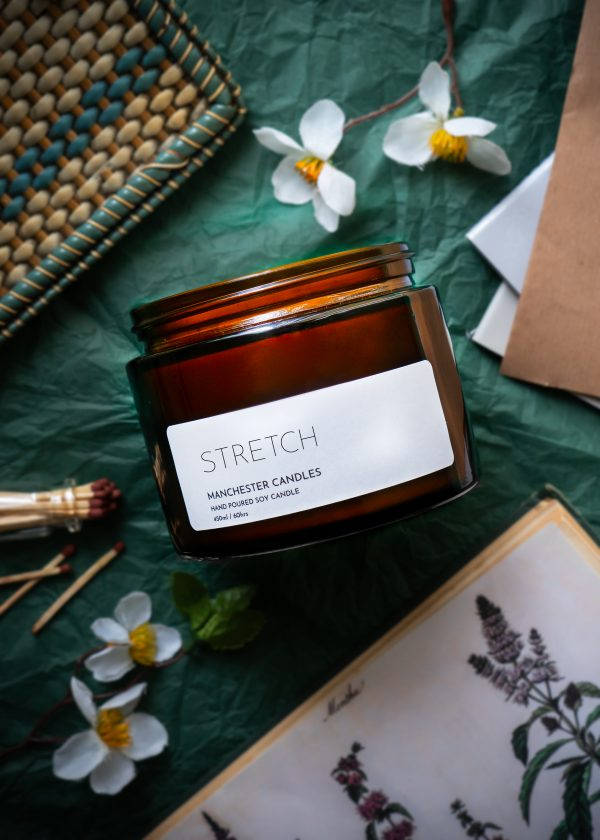 Lemongrass & Ginger Aromatherapy Candle